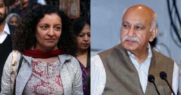#MeToo development: Delhi court clears columnist Priya Ramani in MJ Akbar criticism case