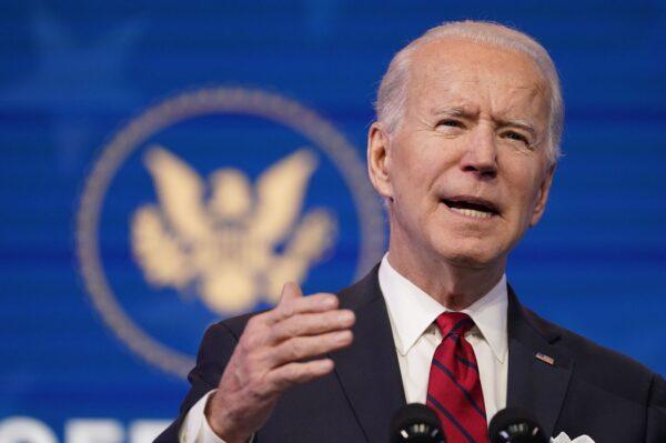 Joe Biden intends to appropriate veils to millions in ''value'' push