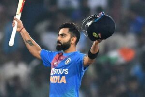 India versus England: Fan Runs Into Stadium During Game, Virat Kohli Pulls Away. Watch