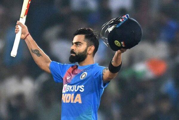 India versus England: Fan Runs Into Stadium During Game, Virat Kohli Pulls Away. Watch