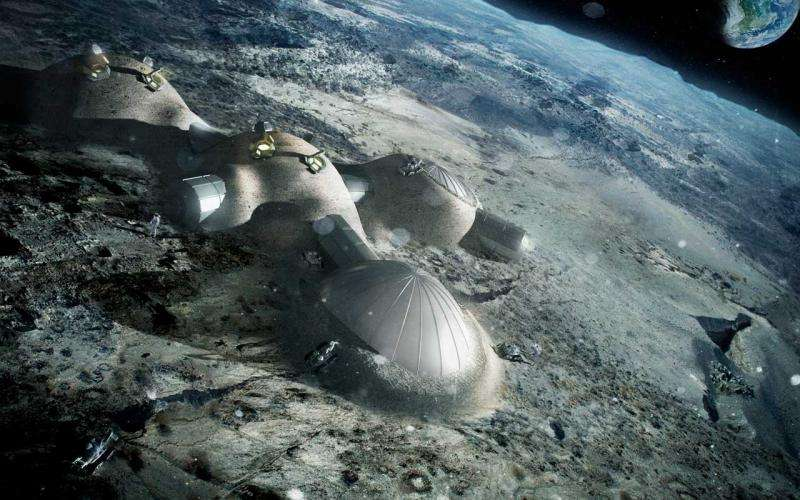 Planetary pact: China and Russia to launch lunar space station