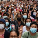 At least 14 Myanmar protesters killed in Yangon suburb, local media say