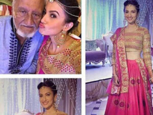Gauahar Khan's father passes away; friend Preeti Simoes sends strength and love to the family