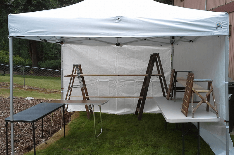 Why Using Custom Canopy Tents For Business Promotion Brings Success
