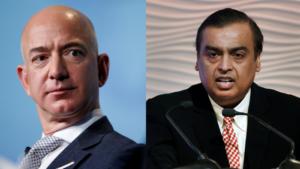 Jeff Bezos versus Mukesh Ambani isn't the lone battle in India's retail