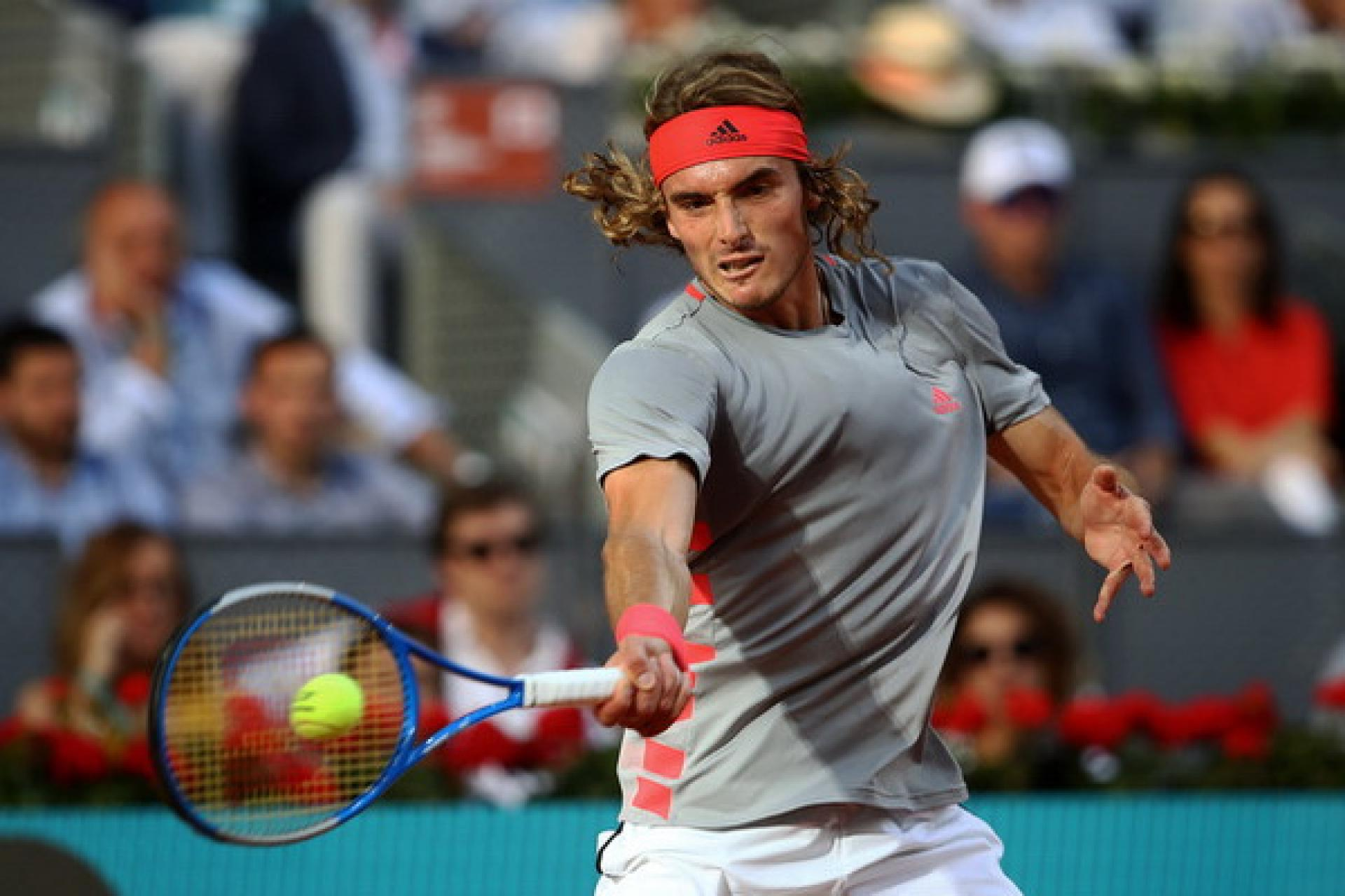 Tsitsipas On Federer's Return: It Brings Joy To The Players