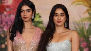Janhvi Kapoor carries partner's family to Roohi screening, nestles with his child; fans say 'Sridevi raised her so well'