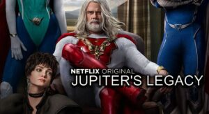 """Jupiter's Legacy"" Tv Series Release Date, News, Official Trailer