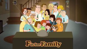 'F is For Family' Season 5– Release Date ,Cast and Official Trailer |Netflix